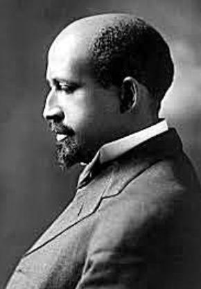 W.E.B. Du Bois:Black History Fact