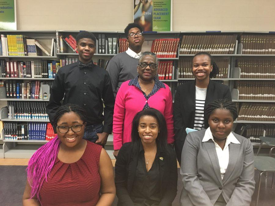 Mock Trials Headed to States
