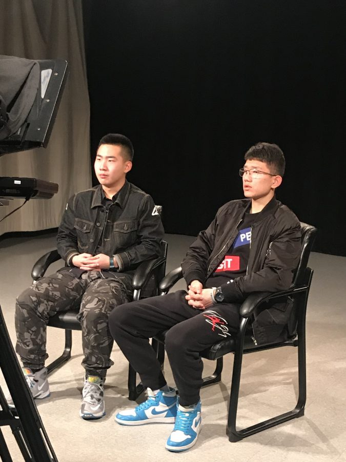 Chinese Exchange Students Host The Jaguar Zone