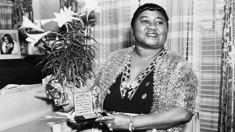 Black History Fact: Hattie McDaniel