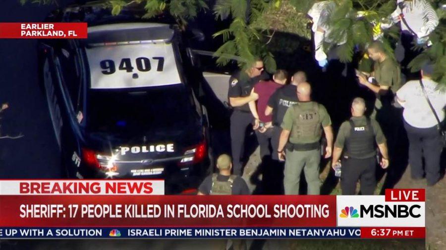 Donald Trump's Response to Florida Shooting