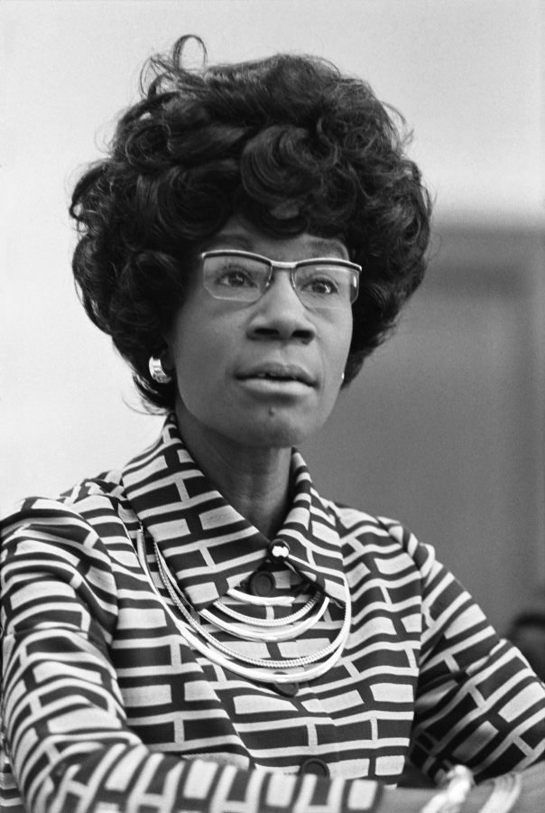 Black History Fact: Shirley Chisholm