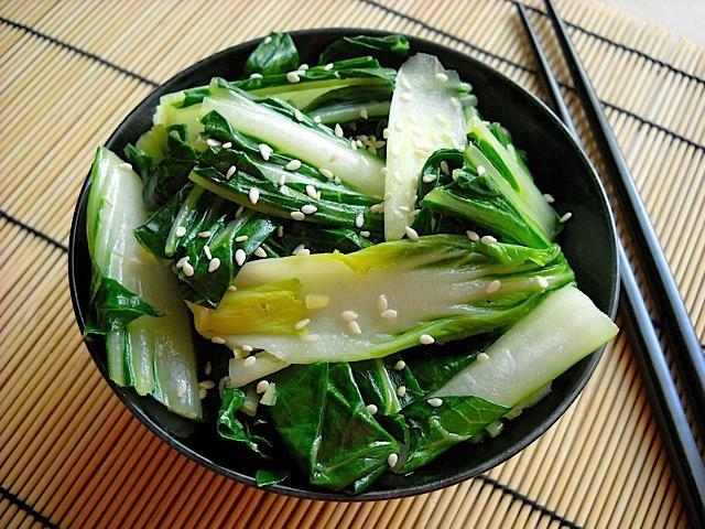 Yummy Bok Choy Recipe