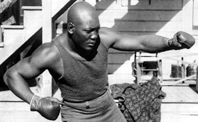 Black History Fact: Jack Johnson