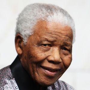 Black History Fact: Nelson Mandela