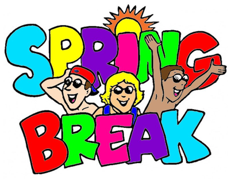 Spring Break Is Back !!