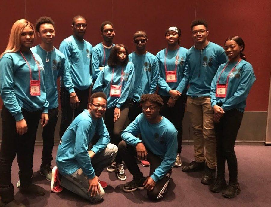 CHFHS National Society of Black Engineers (NSBE)