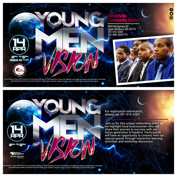 Young Men and Vision