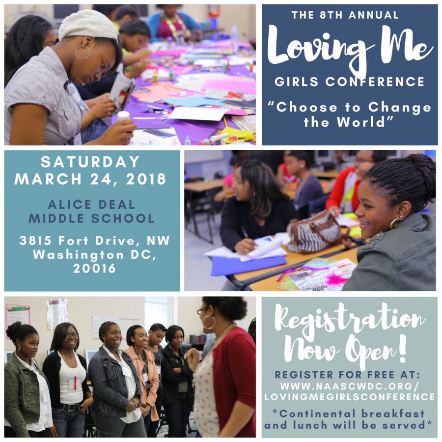 Loving Me Girls Conference