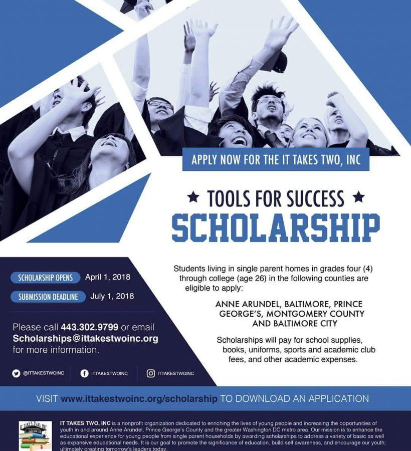 Tools for Success Scholarship!