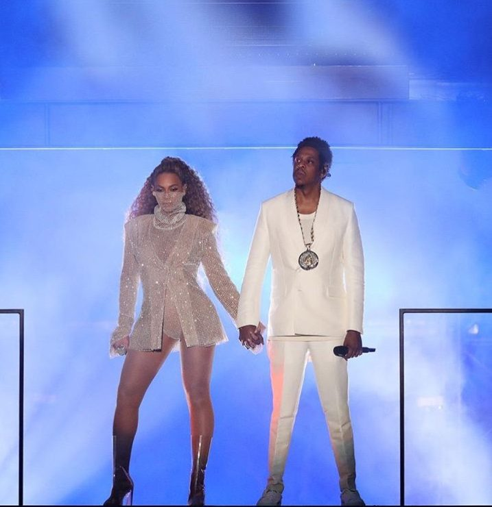 Beyonce's OTR II Tour