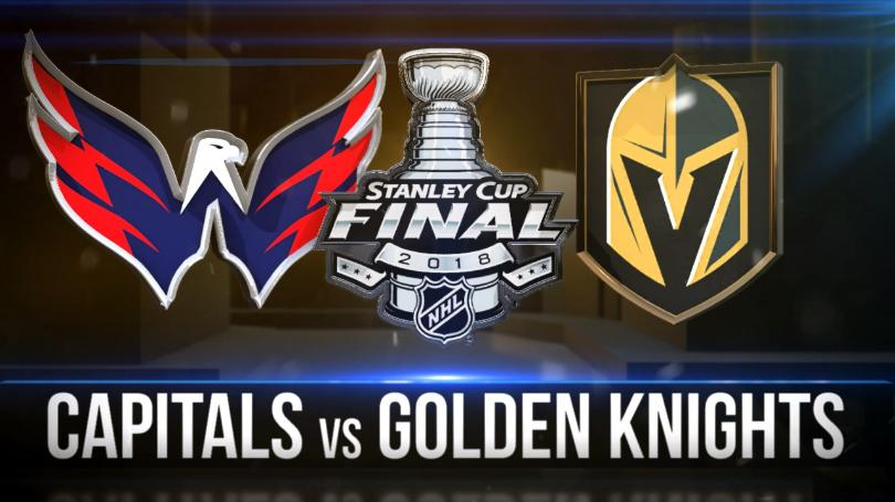Washington Capitals lead 3-1 in Stanley Cup