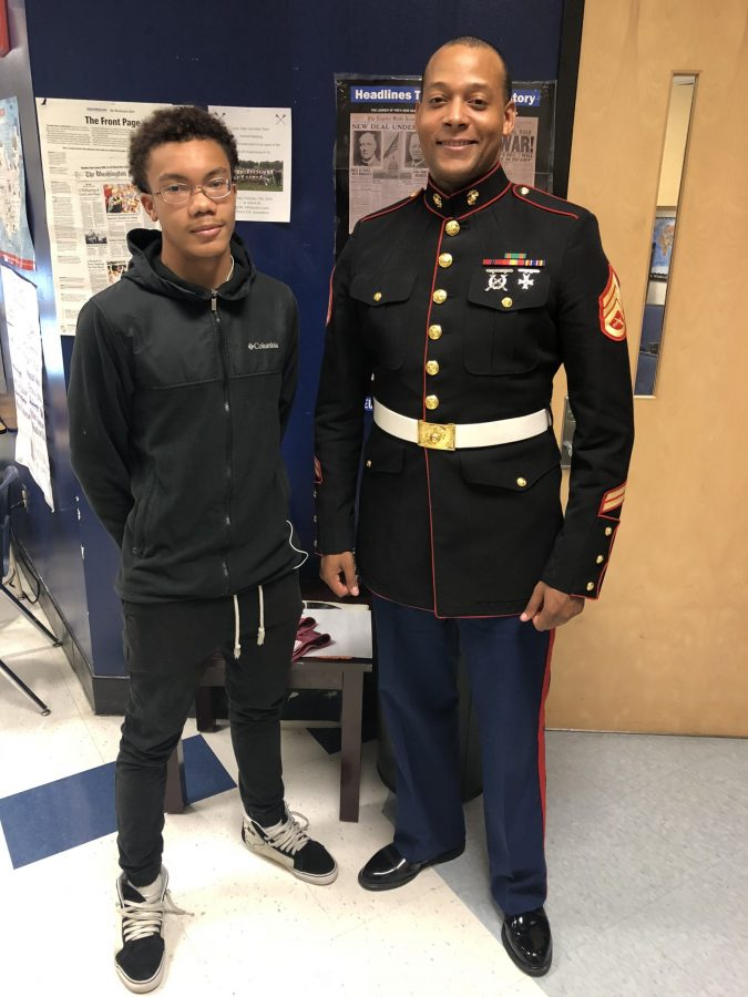 Interested in Marine Corps?