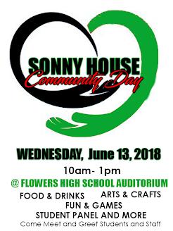 CRI Sonny House Community Day