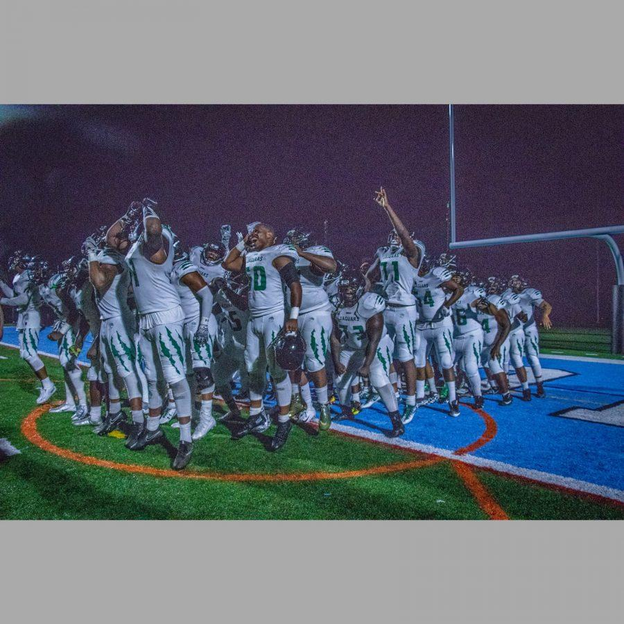 Jaguars Football team featured on PG13!!