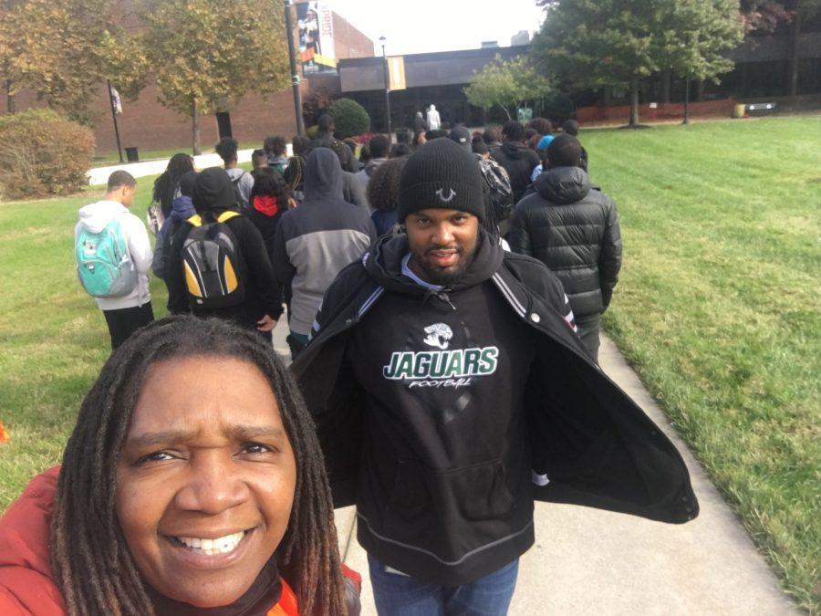 Jaguars Explore Bulldog Campus