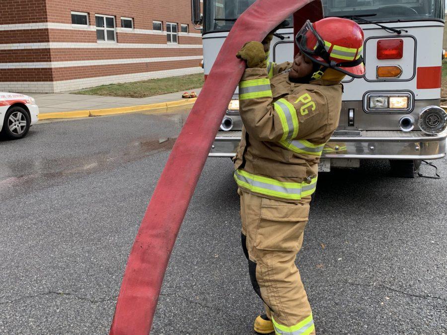 Fire Cadet Applications And Graduation.