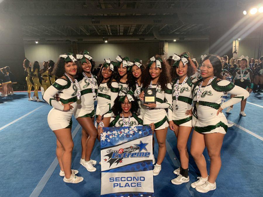 Congratulations Cheerleaders !