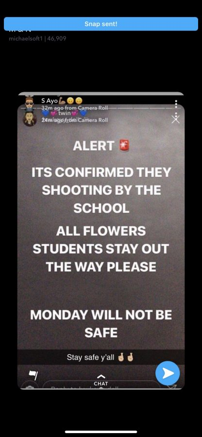 Be safe at school!