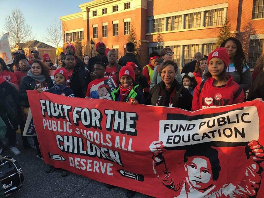 March For Our Schools