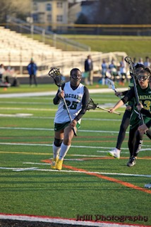 Lady Jags Lax Loses to the Bowie Bulldogs