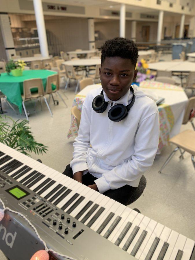 9th Grade Piano Genius