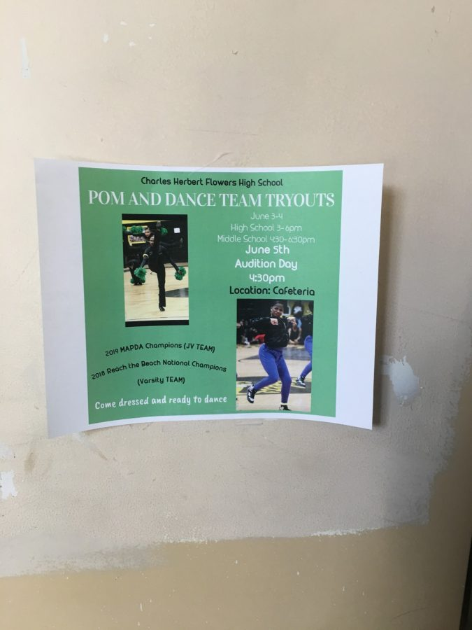 Pom+And+Dance+Tryouts