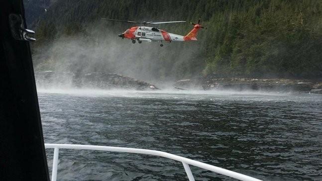 Floatplanes carrying cruise pasengers crash in Alaska Rescued