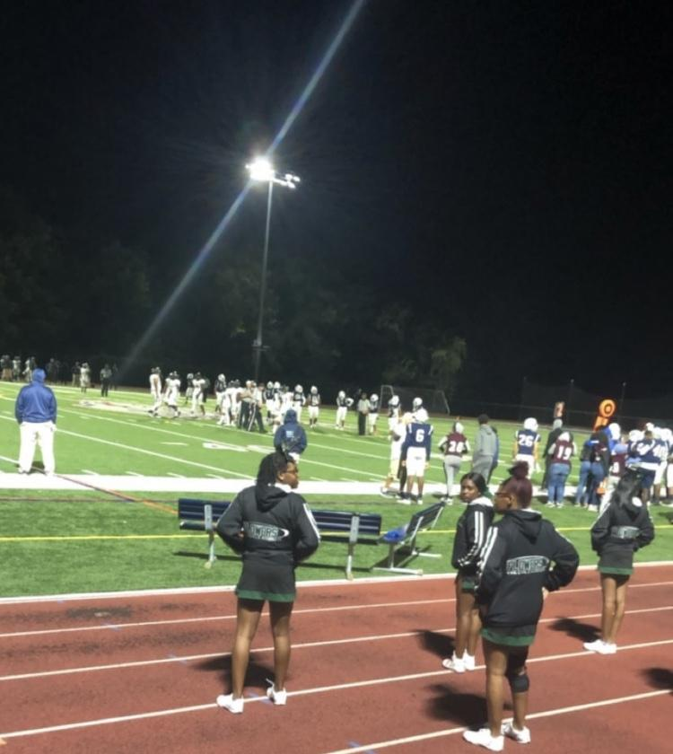The Jaguars take down Bowie High School