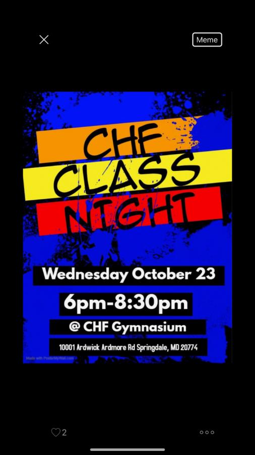 CLASS+NIGHT+NEEDS+YOU