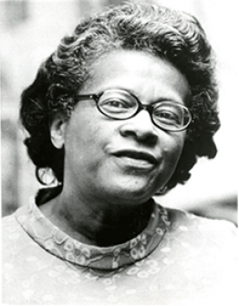 The story on Letitia Woods Brown