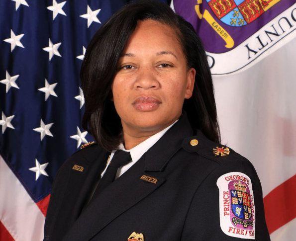 Chief Deputy Tiffany Green