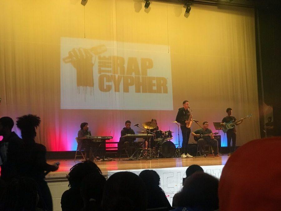 The Rap Cypher