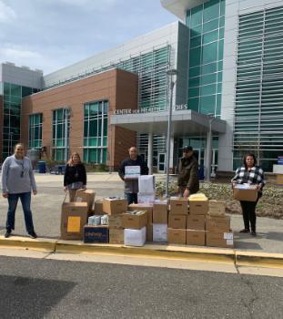 PGCC donates medical supplies during pandemic
