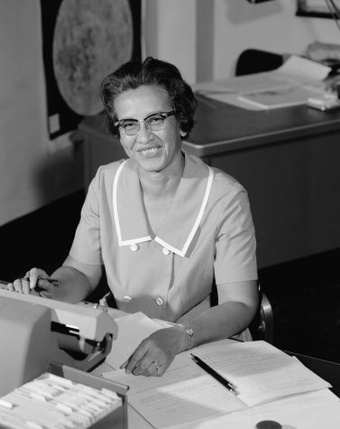 Black Woman in History: Katherine Johnson