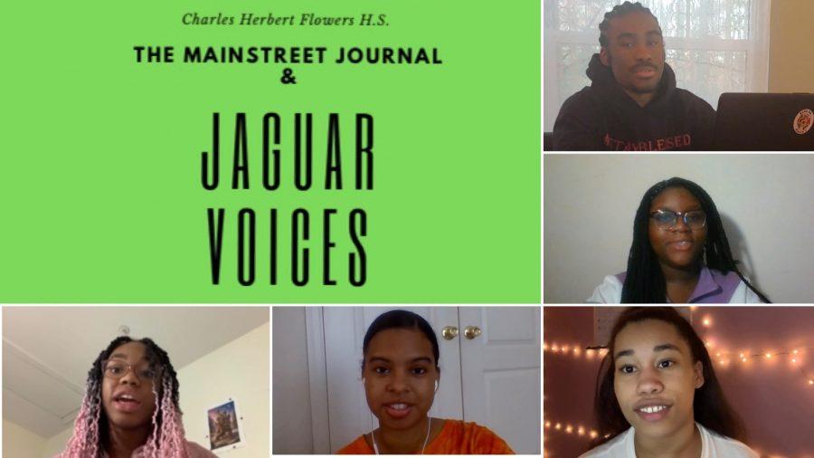 Jaguar+Voices+Recap