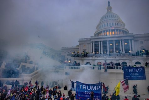 Overrun- Storming of the US Capital
