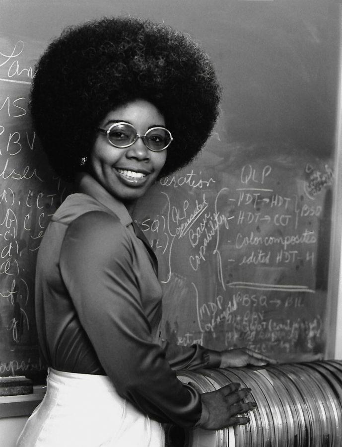 BLACK HISTORY FACT: Valerie L. Thomas