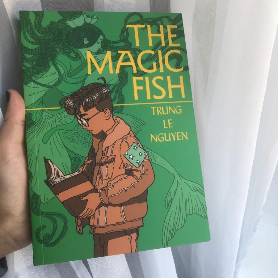 Cover art of The Magic Fish