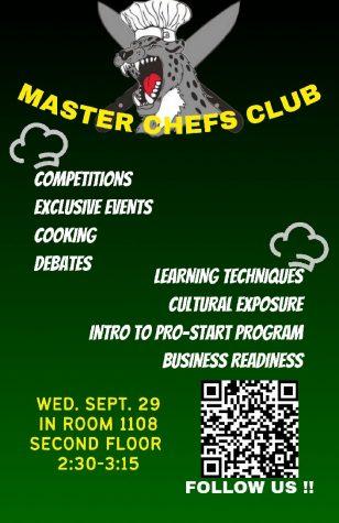 Master Chefs Club Interest Meeting