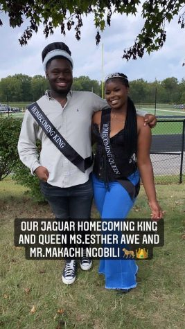 Our Homecoming Court Winners !!