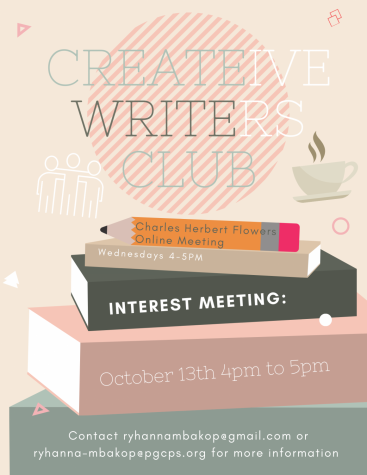 Calling all CHFHS Writers!